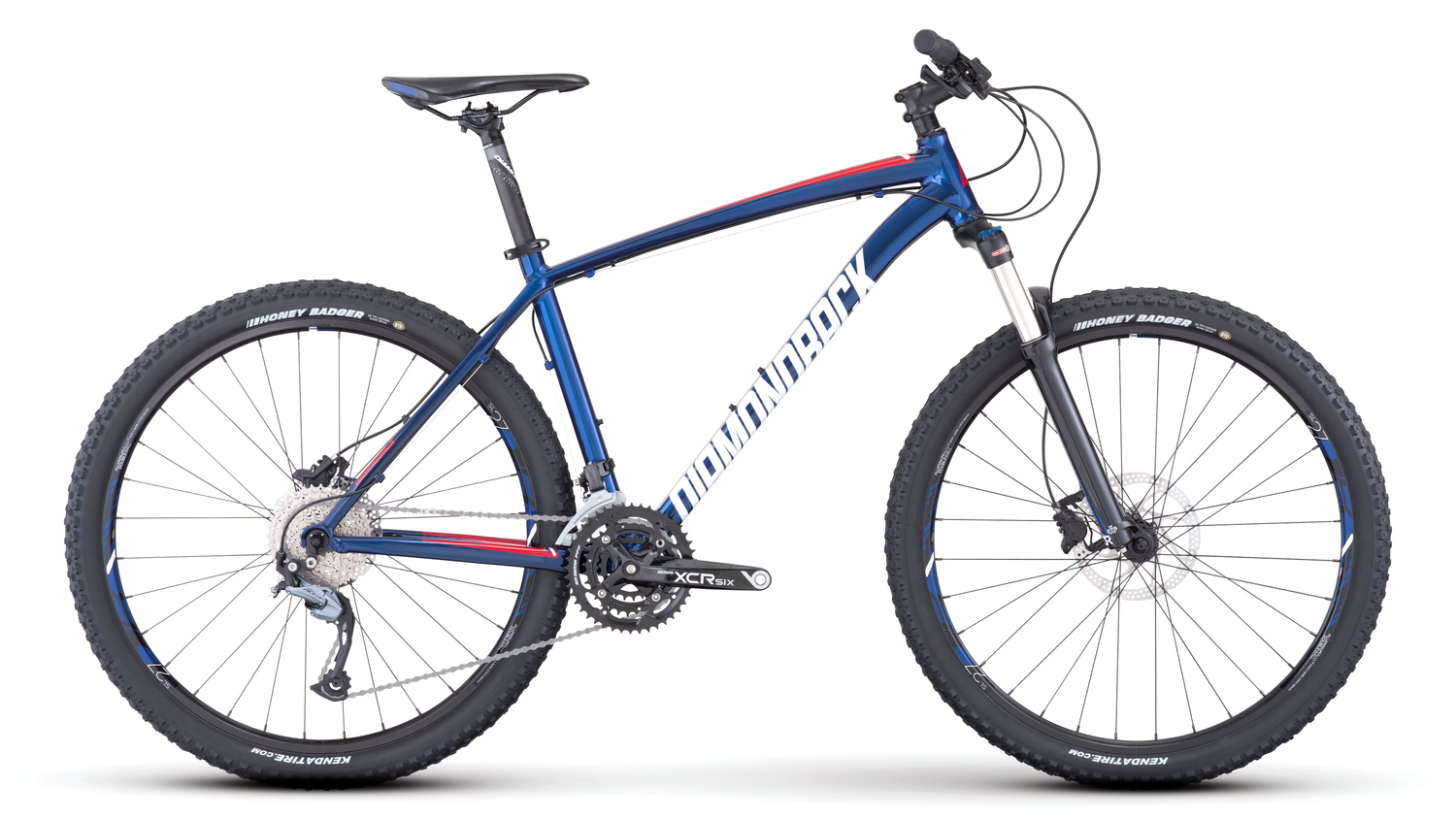 Mountain Bikes 17 Overdrive Sport 27