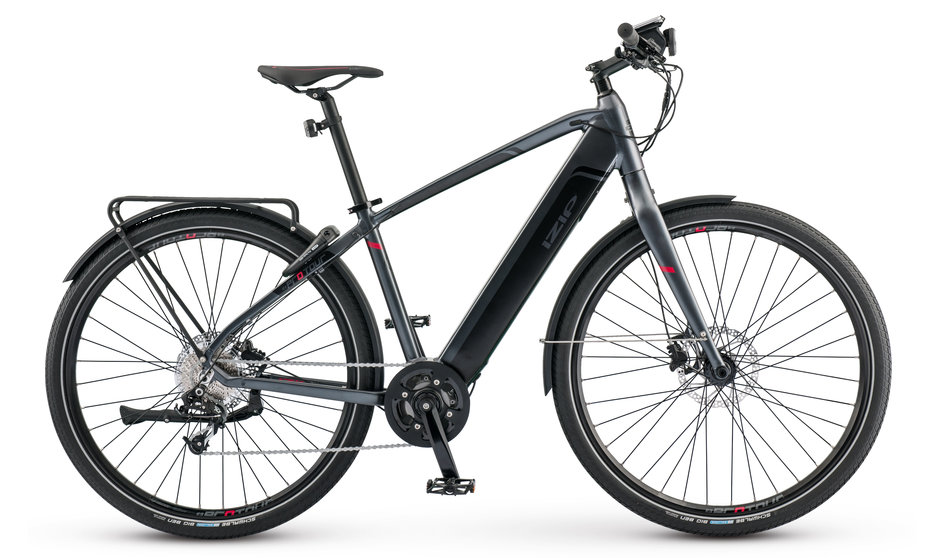 2017 E3 Protour Dark Gray