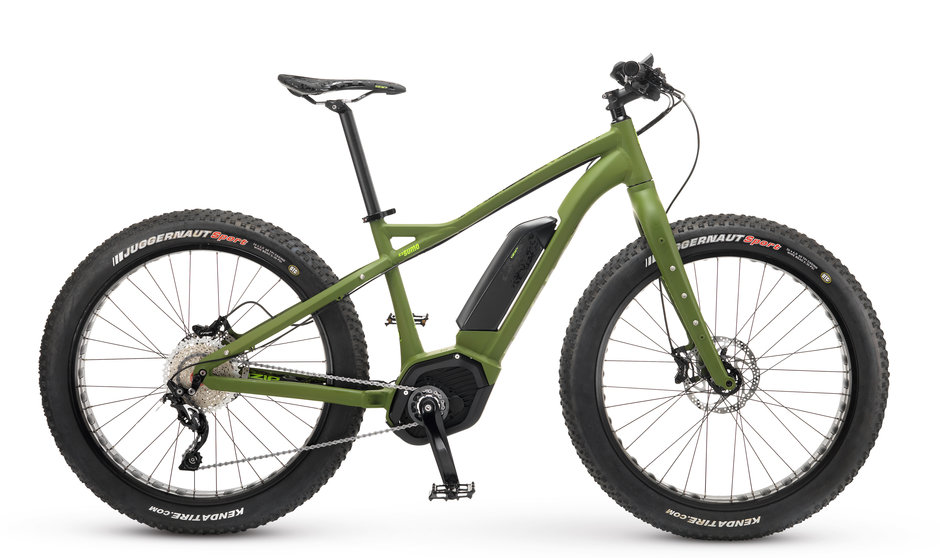 Electric Bike 17 IZIP E3 Sumo Flat