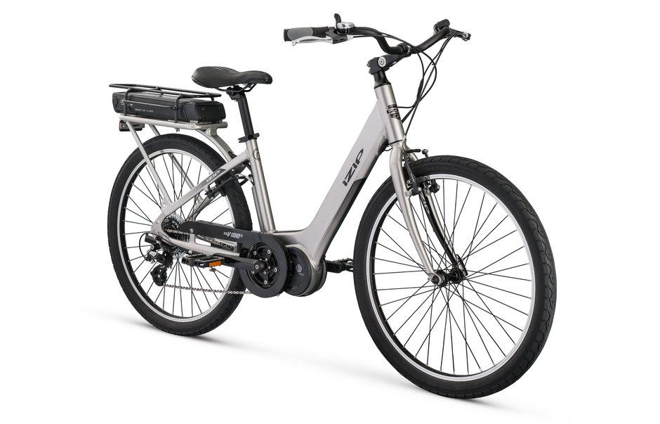 Electric Bike 17 IZIP E3 Vibe Plus SL LS Angle