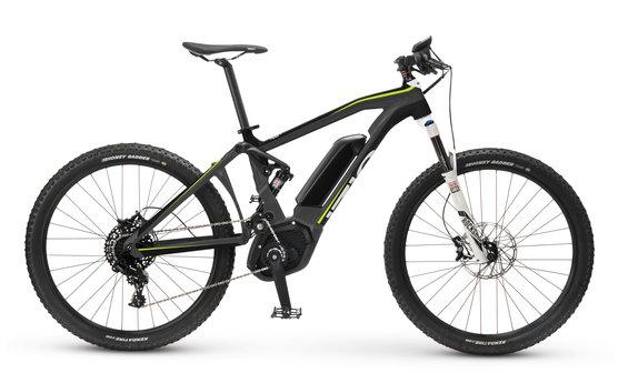Electric Bike 17 IZIP E3 Peak DS GY Flat