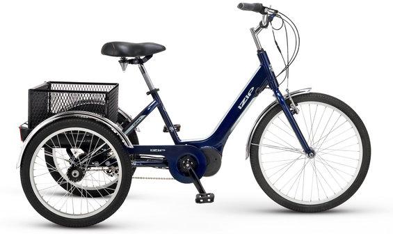 Electric Bike 17 IZIP E3 Go Flat