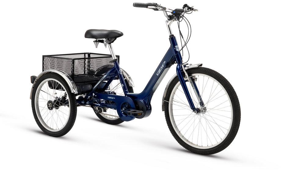 Electric Bike 17 IZIP E3 Go Angle