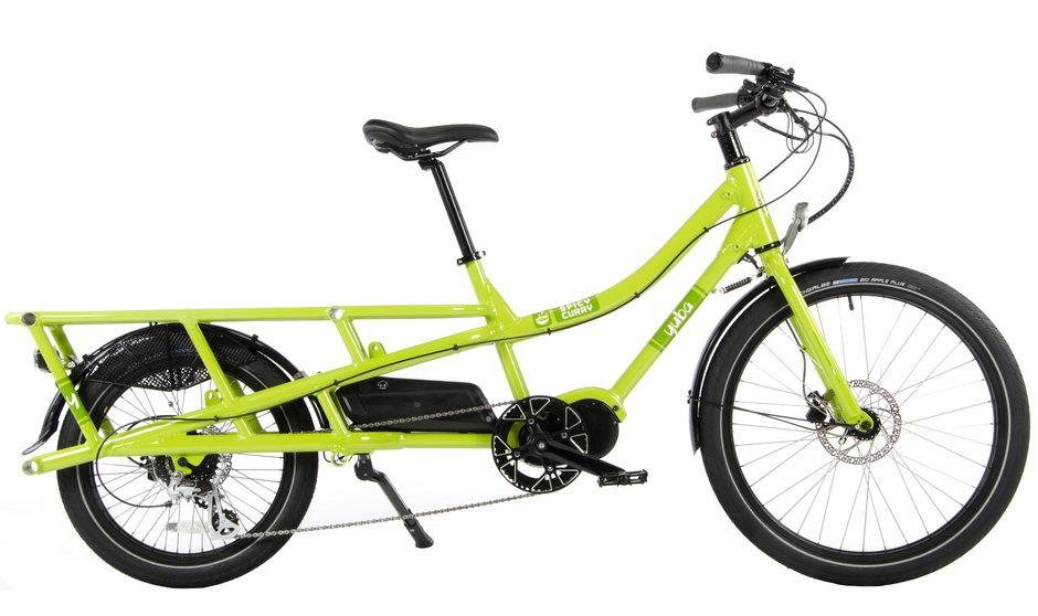 Electric Bike Yuba Spicy Curry FLAT