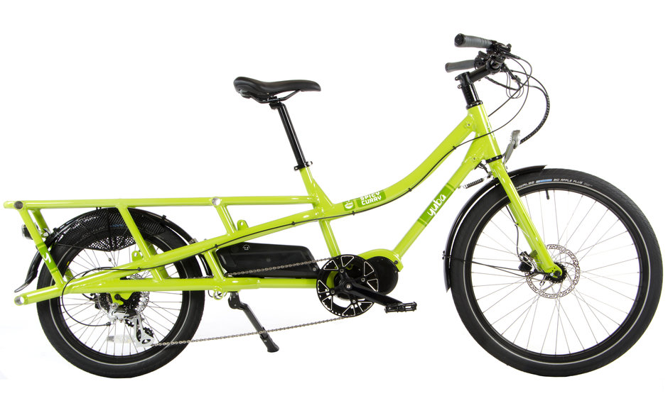 Electric Bike Yuba Spicy Curry FLAT