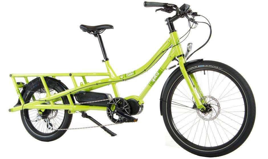 Electric Bike Yuba Spicy Curry Angle