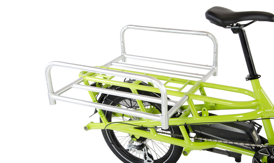 Electric Bike Yuba Spicy Curry truckbed