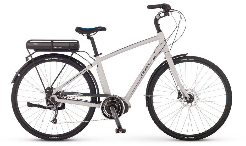Electric Bike 17 IZIP E3 Path Plus DF Flat