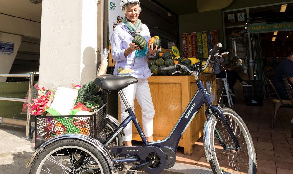 Electric Bike 17 IZIP E3 Go horizontal 2