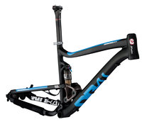 2012 Sortie Black Frameset
