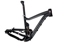 2012 Sortie Black 29&quot; Frameset