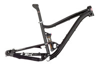 2013 Sortie Black Frameset Full Suspension