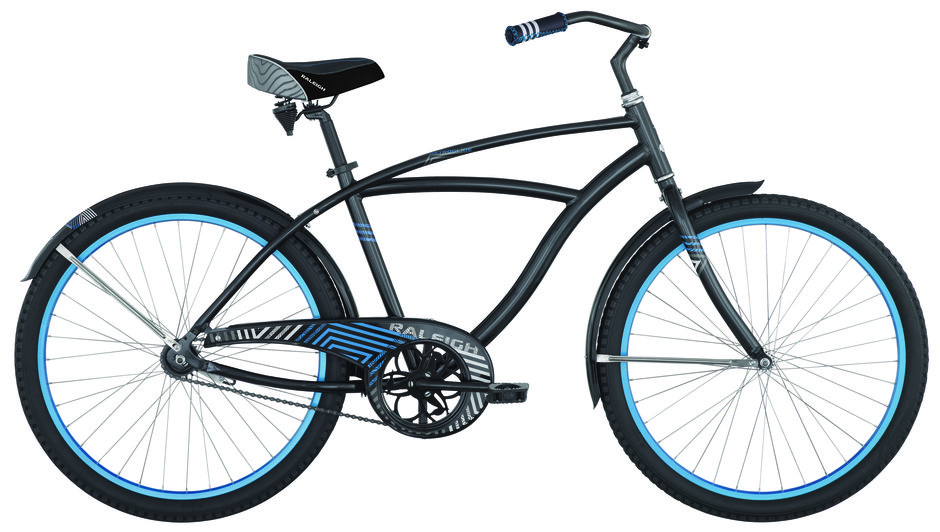 2014 Retroglide Black/Blue