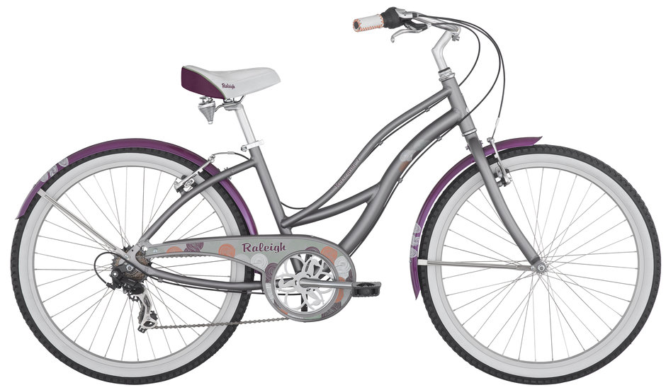 2014 Retroglide 7 Silver/Purple/White