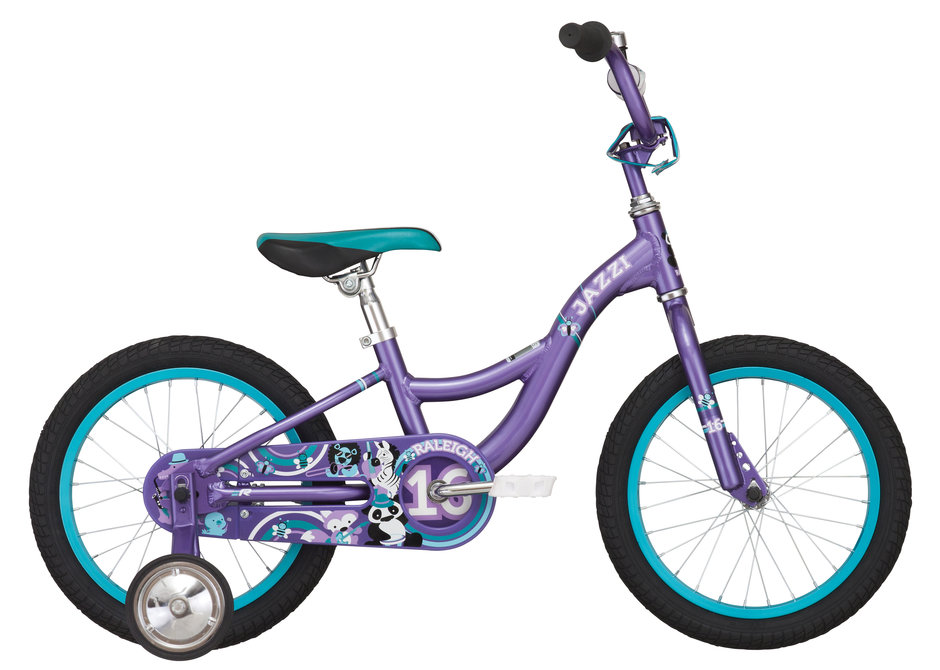 2015 Jazzi 16 Purple