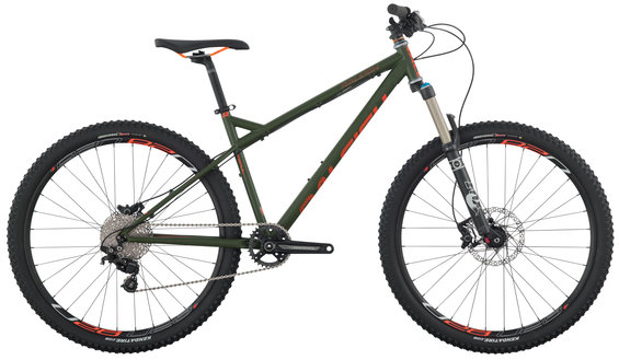 Raleigh Bicycles - tokul 4130