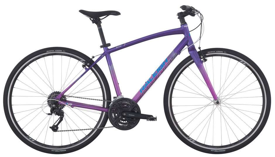 2015 Alysa 3 Purple