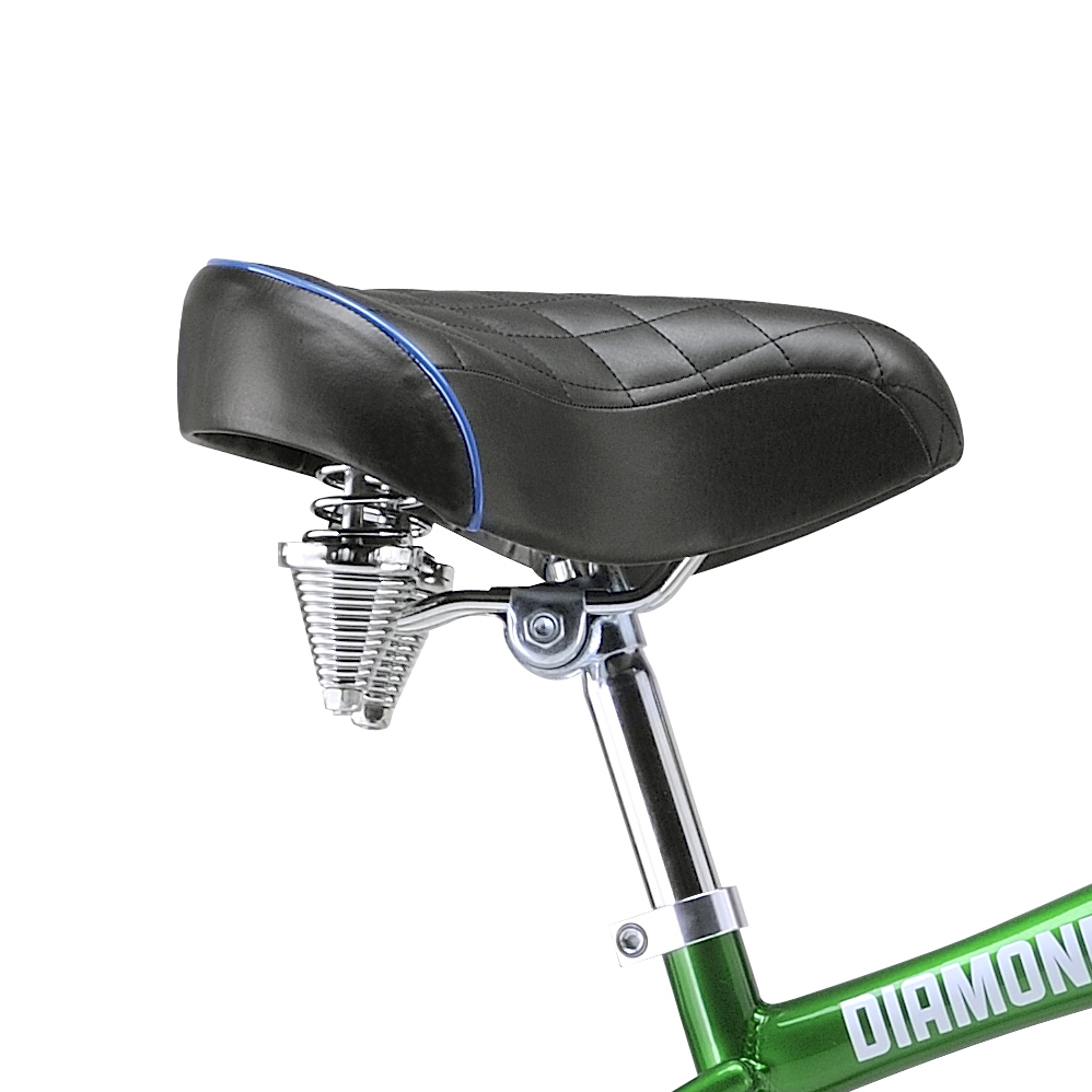 DB 14 DRIFTER GREEN SADDLE