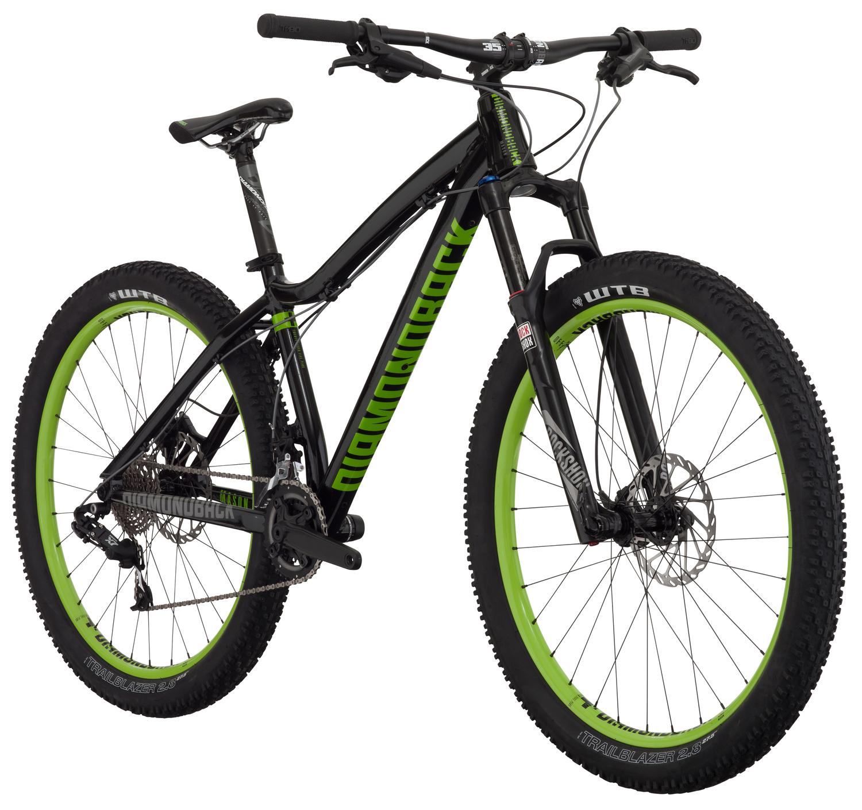 Mountain Bikes 16 Mason Blk angle