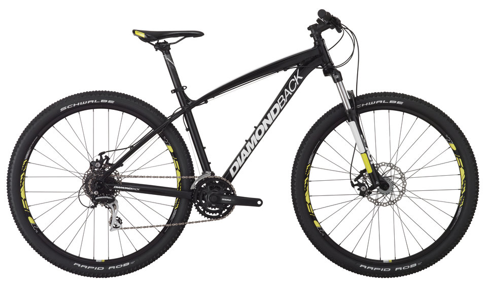 Mountain Bikes Overdrive 29