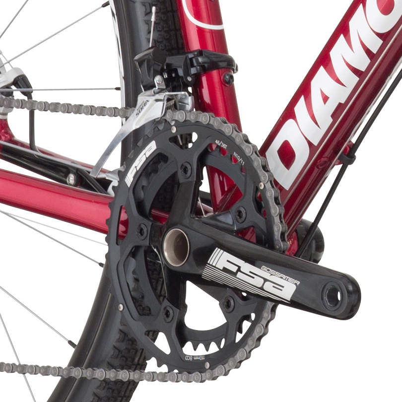 DB16 Haanjo Red DRIVE