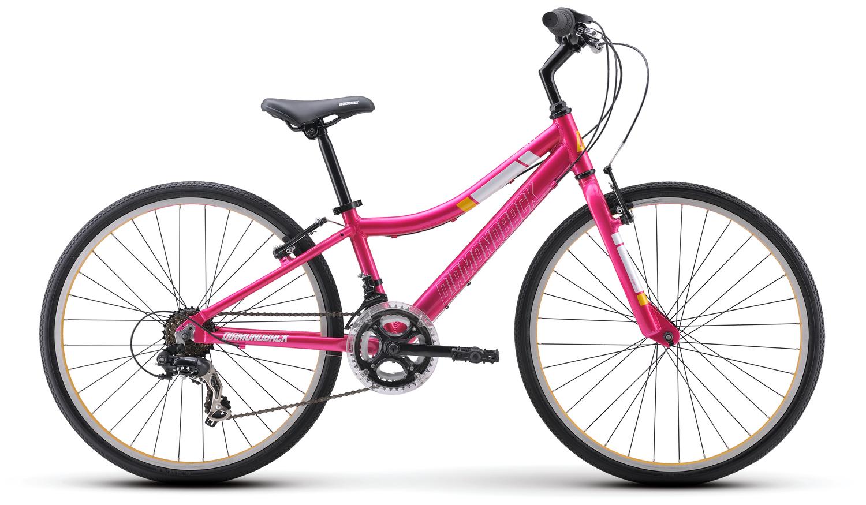 Kids Bikes 17 Clarity 24 Pnk profile