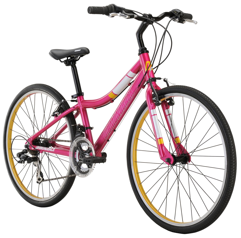 Kids Bikes 17 Clarity 24 Pnk angle