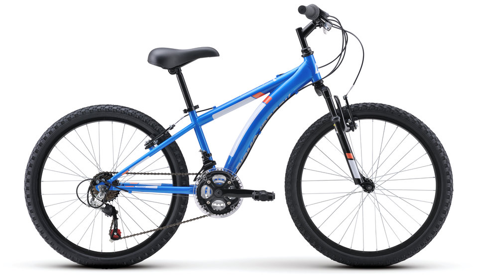 Youth Bikes 17 Cobra 24 Blu profile