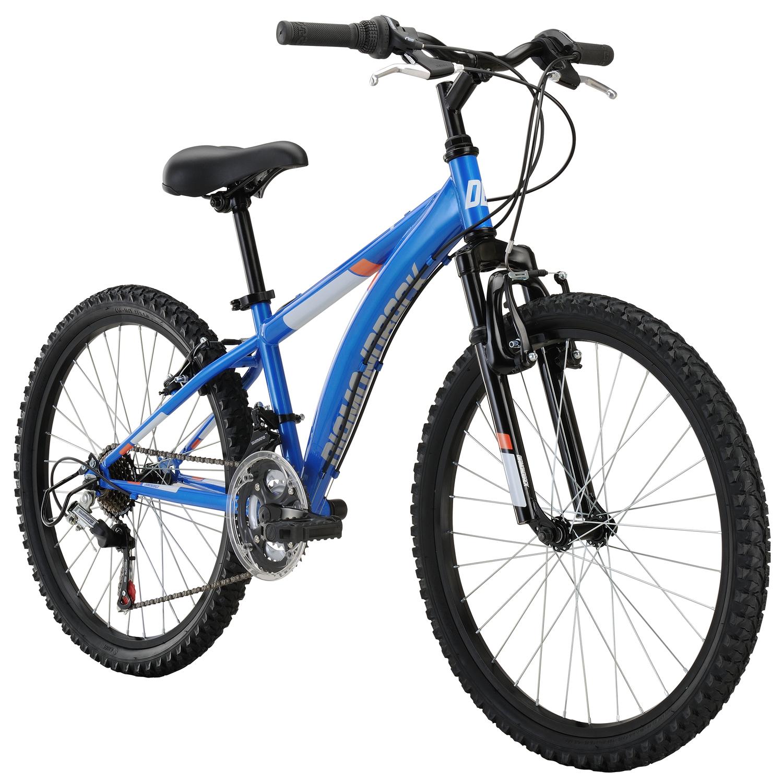 Youth Bikes 17 Cobra 24 Blu angle