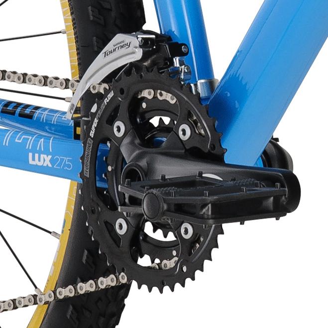 Mountain Bikes 17 Lux Cyan DRIVE