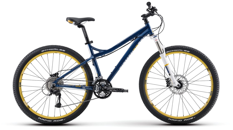 Mountain Bikes 17 Lux Sport DkTeal profile