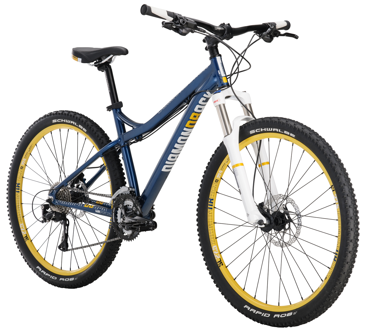 Mountain Bikes 17 Lux Sport DkTeal angle