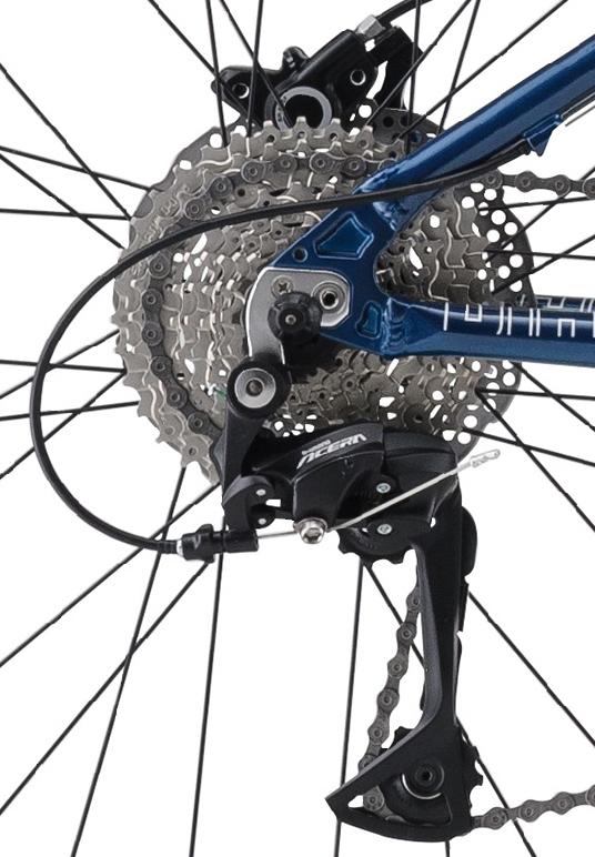 Mountain Bikes 17 Lux Sport DkTeal RD
