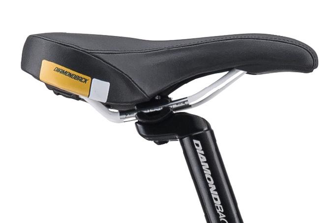 Mountain Bikes 17 Lux Sport DkTeal SADDLE
