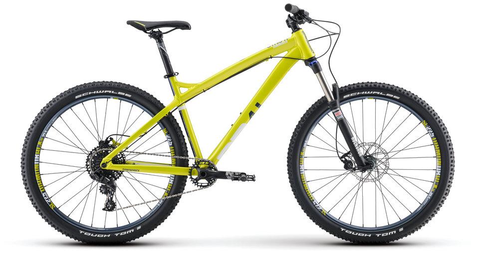 Mountain Bikes Sync'r