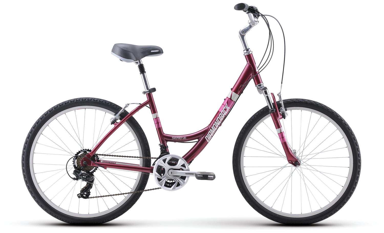 City Bikes 17 SereneClassic Plm profile