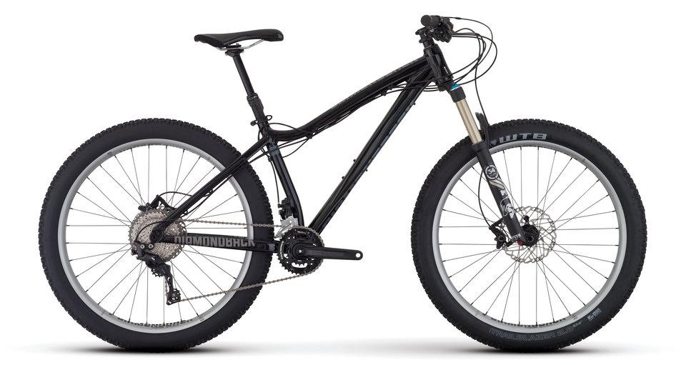Mountain Bikes 16 Mason Pro Blk profile