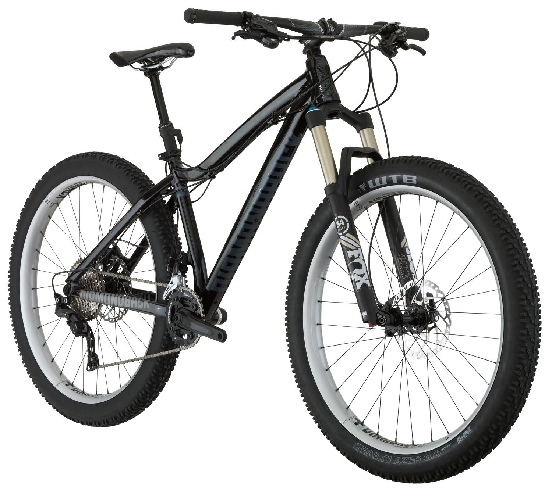 Mountain Bikes 16 Mason Pro Blk angle