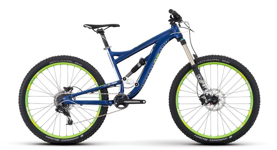 Mountain Bikes Mission 1