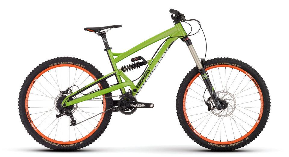 Mountain Bikes Cooper