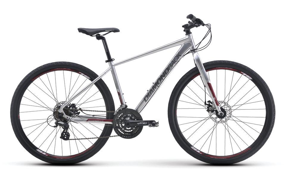 Mountain Bikes 16 Trace Bsl profile