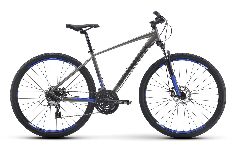 Mountain Bikes 16 Trace Sport Sil profile