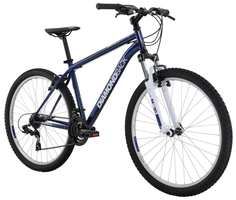 Mountain Bikes 16 Outlook Blu angle