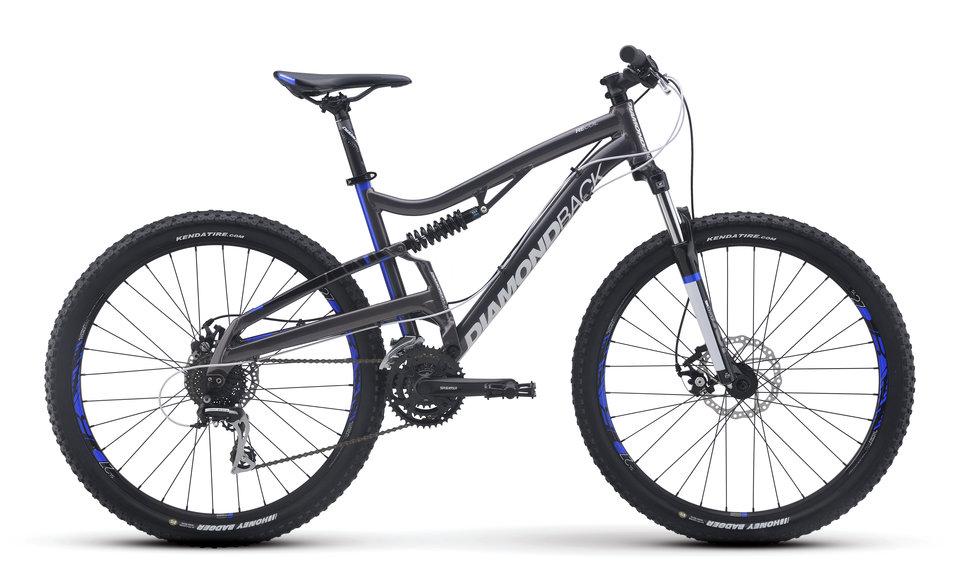 Mountain Bikes Recoil