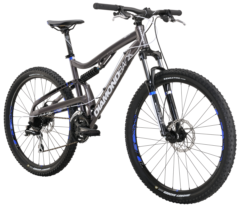 Mountain Bikes 16 Recoil Dsl angle