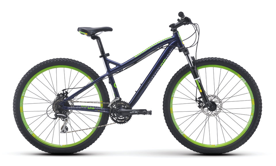 Mountain Bikes Lux