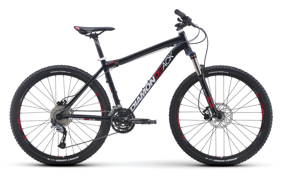 Mountain Bikes Overdrive Sport