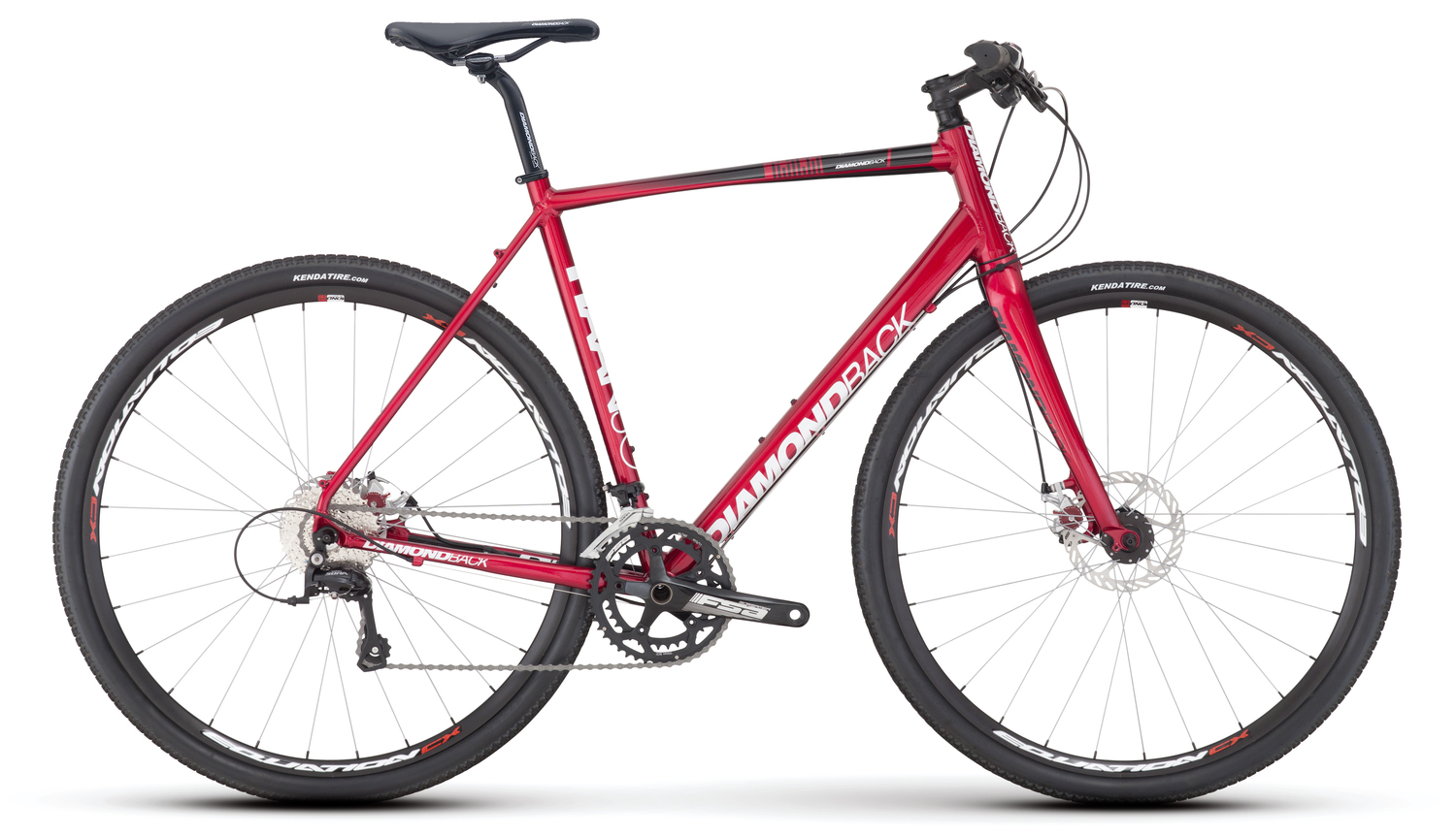 Road Bikes 16 Haanjo Red profile