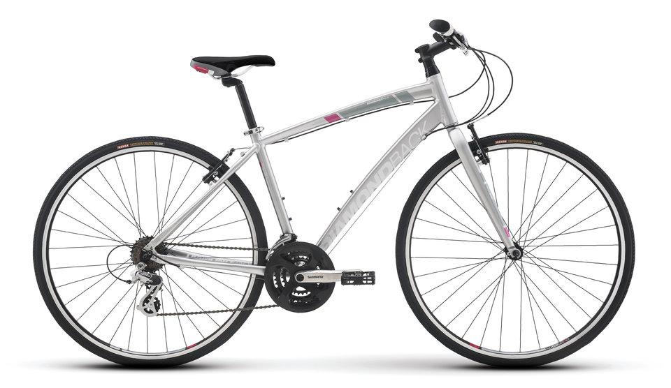 Road Bikes 16 Clarity 1 Sil profile