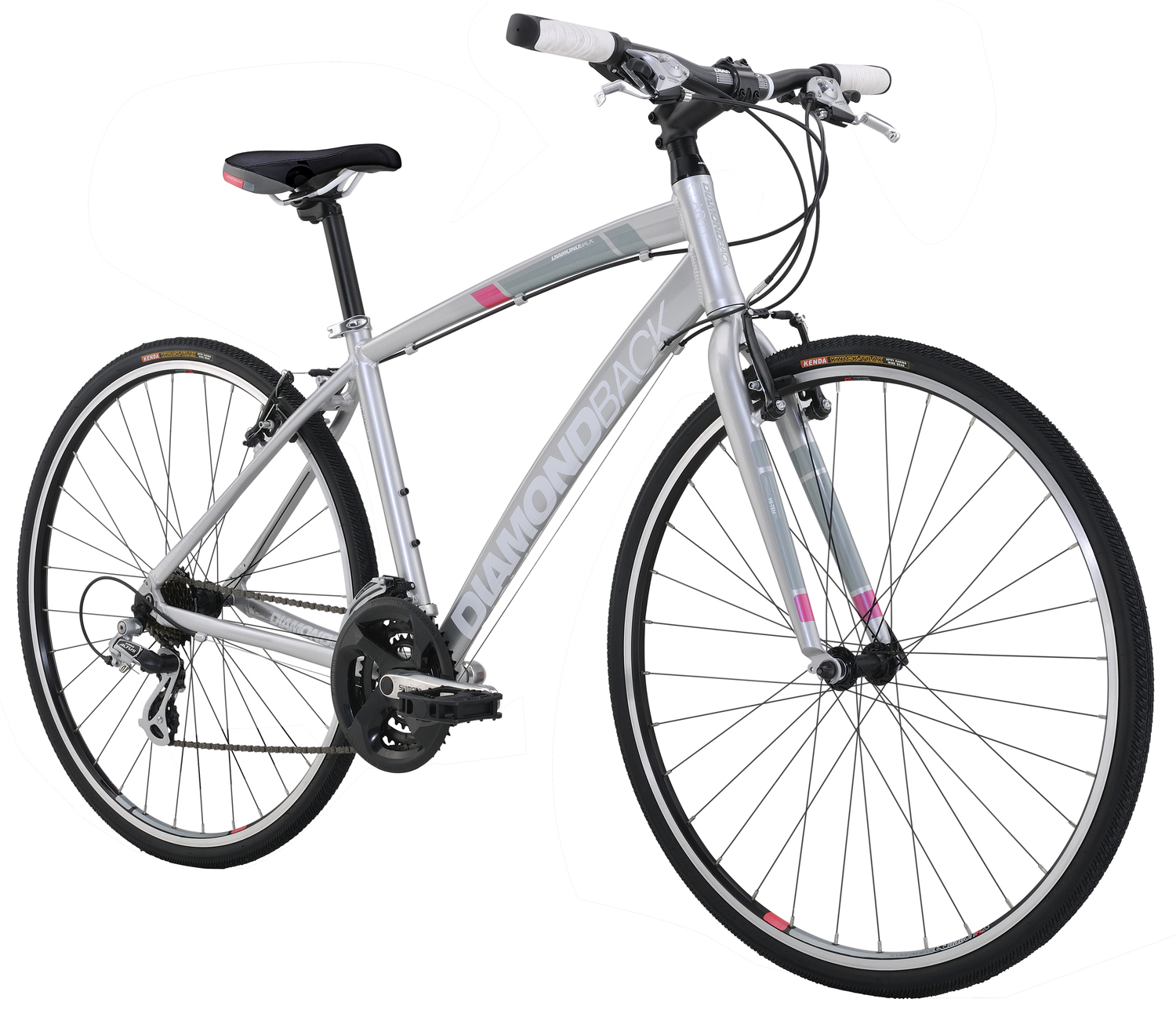 Road Bikes 16 Clarity 1 Sil angle
